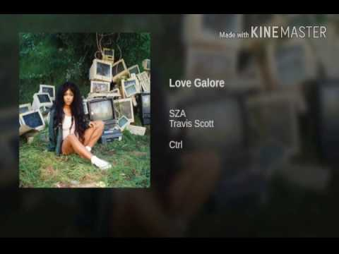SZA - Love Galore ft. Travis Scott Clean