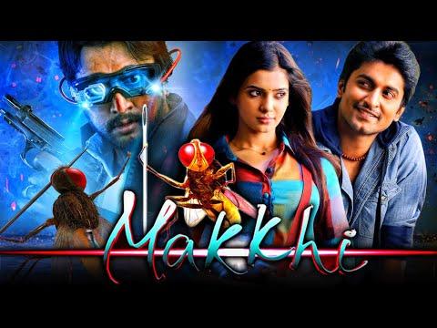 Makkhi (Eega) Hindi Dubbed Full Movie | Nani, Samantha, Sudeep, Adithya, Srinivas Reddy