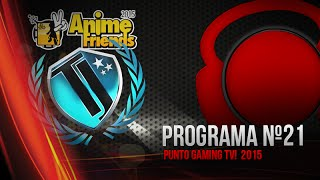 Punto.Gaming! TV S03E21 en VIVO