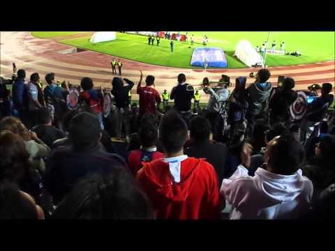 Borracho delirando por volverte a ver - Mafia Azul Grana - Deportivo Quito