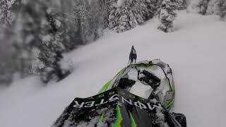 7. Brett Turcotte Riding 2019 Arctic Cat Hardcore