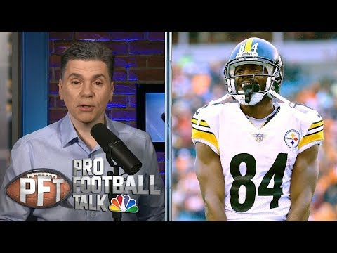 Video: Antonio Brown: Have Steelers lost all control of the situation? | Pro Football Talk | NBC Sports