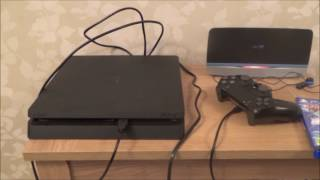 How to SETUP the PS4 Slim Console for Beginners
