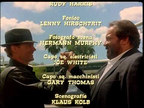 Miami Supercops (1985) (Bud Spencer & Terence Hill) End Credits (480p) (FutureFilm Print)
