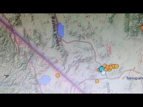 Earthquake's - US & Canada & Tremors . 10-24-2020