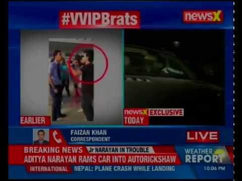 Aditya Narayan's car hit a rickshaw in Lokhandwala; 2 injured in accident