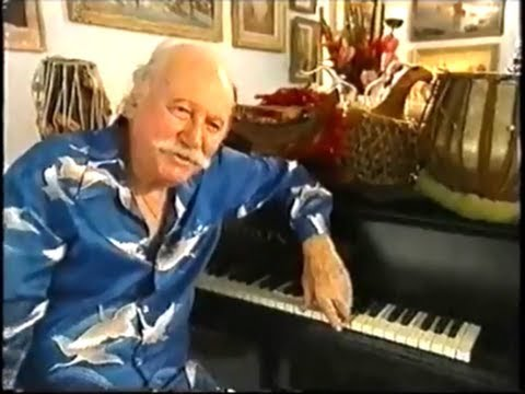 Martin Denny : Exotica Music - Interview / Documentary.