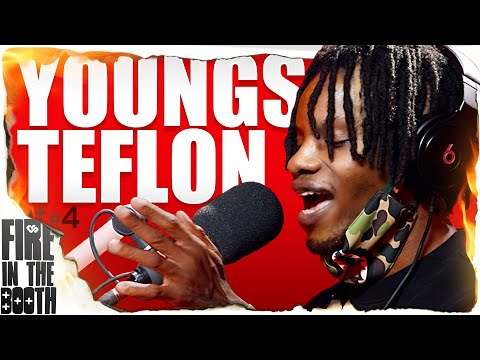 Youngs Teflon – Fire in the Booth pt4