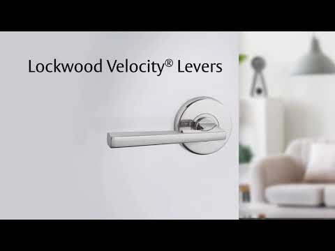Lockwood Velocity Rose Leverset