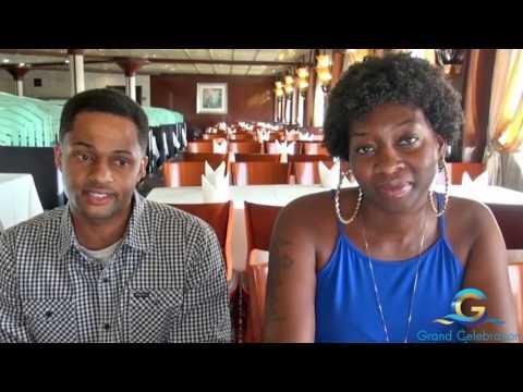 Jonathan and Ericka Grand Celebration Cruise Testimonial
