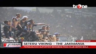 Video Seteru Viking - The Jakmania MP3, 3GP, MP4, WEBM, AVI, FLV Desember 2018