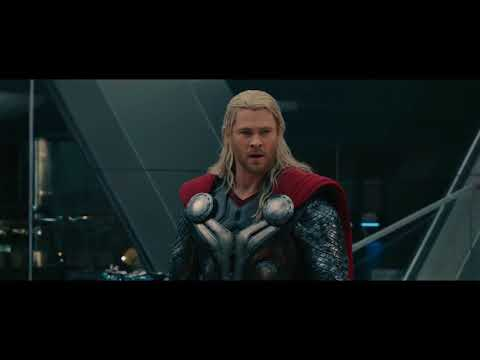 Tony Stark  We'll Lose  Argument Scene   Avengers  Age of Ultron 2015 Movie CLIP HD