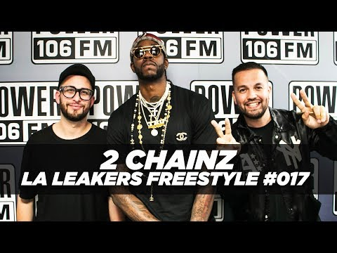2 Chainz Freestyle With The LA Leakers | #Freestyle017