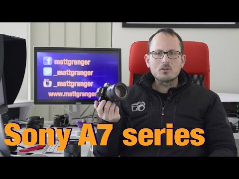 My Sony Mirrorless experience