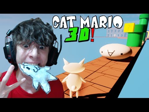 favij gioca a cat mario 3d!