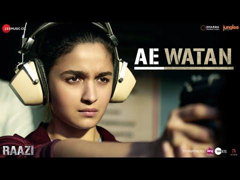 Ae Watan | Raazi