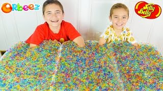 Video ORBEEZ CHALLENGE #2 - Jelly Belly & Surprises Cachés dans des Milliers D'Orbeez :) MP3, 3GP, MP4, WEBM, AVI, FLV Mei 2017