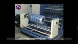 KEW Slitter Rewinder Machine, Slitting Machine