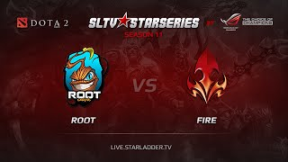 Fire vs ROOT, game 2