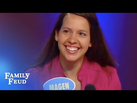 Don't Swallow? | Family Feud