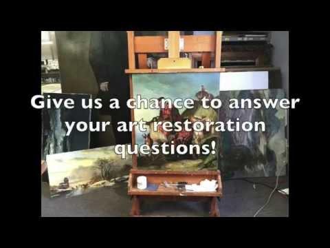 Art Restoration Services Provided - Client's Testimonials - Los Angeles, Orange County