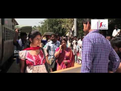 SVSC Movie Making  Mahesh Babu Flirting A Girl At Railway Station Scene