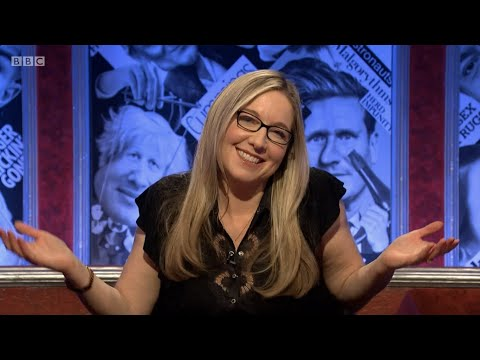 Have I Got News for You S60 E7. Victoria Coren Mitchell. Joan Bakewell, Fin Taylor