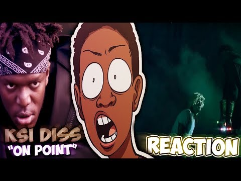 "KSI ""ON POINT"" - LOGAN PAUL RAP REACTION 
