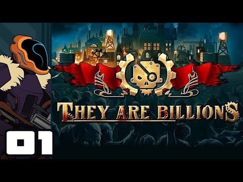 Let's Play They Are Billions - PC Gameplay Part 1 - An Endless Cascade Of Undead