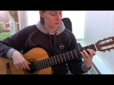 ABRSM Grade 1 Classical Guitar Scales and Arpeggios