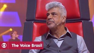 The Voice Brasil: eles não viraram a cadeira