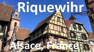 Riquewihr France  City new picture : Beautiful medieval village of Riquewihr, Alsace Lorraine, France