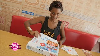 A Mouth Full 4-4 | Dining @ Domino's