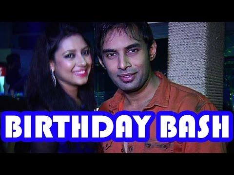Actress Pratyusha Banerjee celebrates her birthday