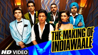 Making of 'India Waale' - Happy New Year - Shah Rukh Khan, Deepika Padukone