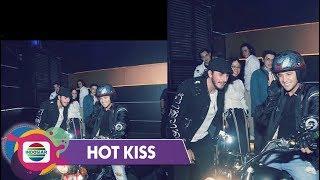 Video Hot Kiss - KEJUTAN!! Irish Bella Beri Hadiah Khusus untuk Ulang Tahun Ammar Zoni MP3, 3GP, MP4, WEBM, AVI, FLV September 2019