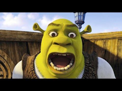 Top 10 des Dessins Animés de DreamWorks!
