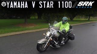 8. Yamaha V Star 1100