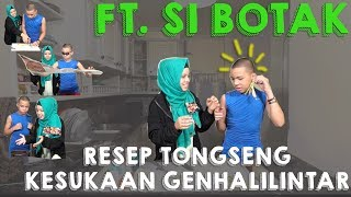 Video Masak Bareng Si Botak (TONGSENG) #myannoyinglilbro | sajidah halilintar cooking style #ramadhan MP3, 3GP, MP4, WEBM, AVI, FLV Mei 2019