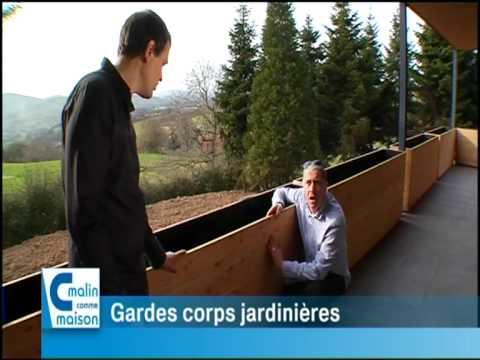 comment construire jardiniere