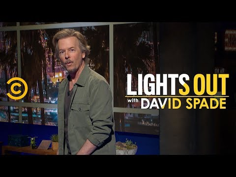 Pamela Anderson's Problematic Halloween Costume - Lights Out with David Spade