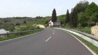 Langs de Mosel in Luxemburg