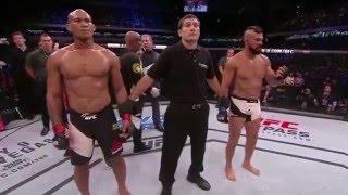 UFC 198: Jacare Souza Octagon Interview by UFC