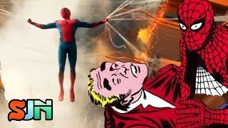 Spider-Man  Homecoming: An Origin Without The Origin by Clevver Movies