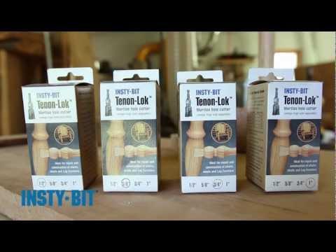 Tenon - Lok Dovetail Drill Bit