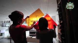 Liesbet & Noor – vitraux