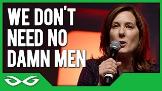 Video Kathleen Kennedy Says She Doesn't Care About Male Star Wars Fans MP3, 3GP, MP4, WEBM, AVI, FLV Juni 2018