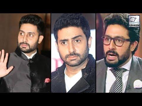 5 Times Abhishek Bachchan SHUT DOWN Trollers Like