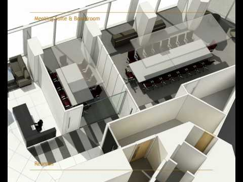 Uria Menendez - The Workplace Design & Fit-Out Concept
