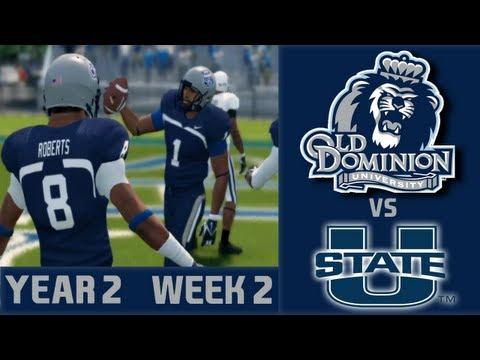 NCAA Football 14 Dynasty - Old Dominion: Episode 16